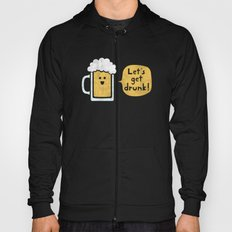 Drinking Buddy Hoody