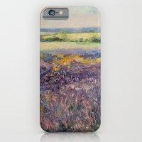 Provence Lavender iPhone 6 Slim Case