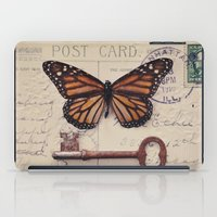 Butterfly no. 1 iPad Case