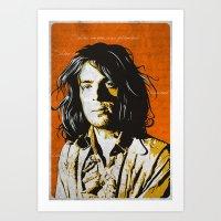Shine On You Crazy Diamo… Art Print