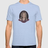 Buffy Summers - Once More with Feeling Mens Fitted Tee Athletic Blue SMALL
