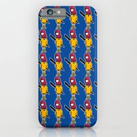 iPhone & iPod Case featuring Bic Head by happytunacreative
