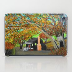 Cabin for two iPad Case