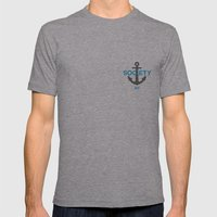 s6_tee_6 - Sixer Me Timbers Mens Fitted Tee Athletic Grey SMALL