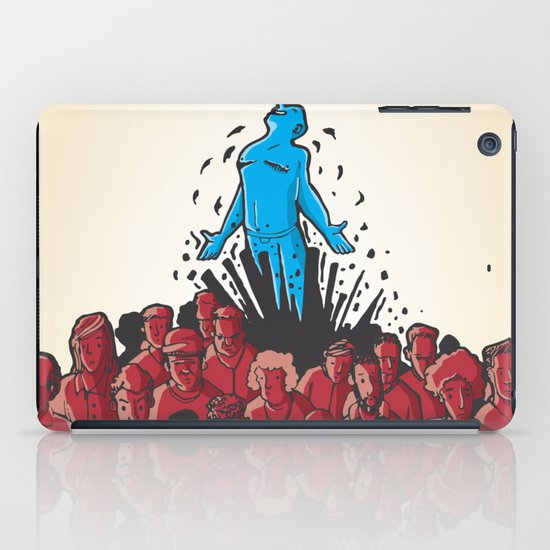 Wake Up iPad Case