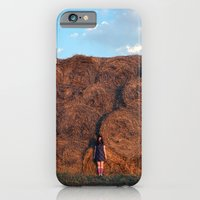 heyloft sunset iPhone 6 Slim Case