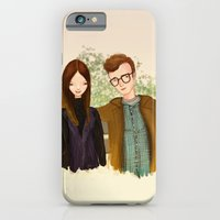iPhone & iPod Case featuring Annie Hall by Renia