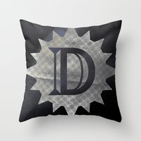 Mace Wrinkle Throw Pillow