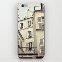 Paris Architecture iPhone & iPod Skin