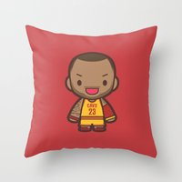 CLE 23 Home Throw Pillow