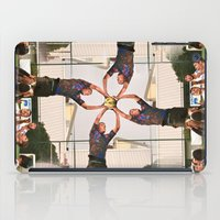 Rugby Carousel iPad Case