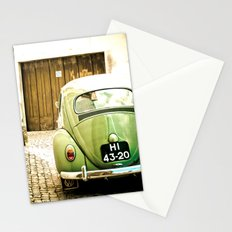 Mrs Olive Green Stationery Cards