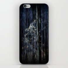 Late Fall In The Forest iPhone & iPod Skin