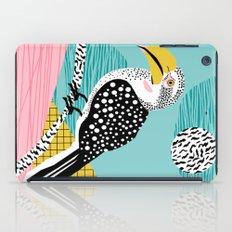 What - Memphis Tropical … iPad Case