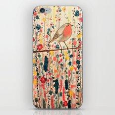 je ne suis pas qu'un oiseau iPhone & iPod Skin
