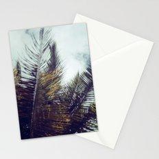 Palm Sky II Stationery Cards