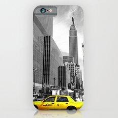 The yellow cab iPhone 6 Slim Case