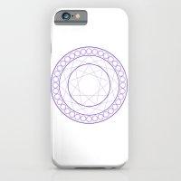 Anime Magic Circle iPhone 6 Slim Case