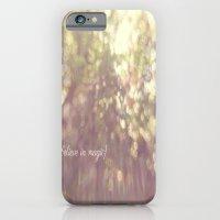 Believe in magic iPhone 6 Slim Case
