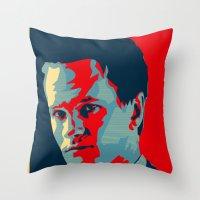 LEGENDARY Throw Pillow