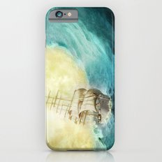 Through Stormy Waters Slim Case iPhone 6s