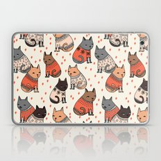 Sweater Cats - by Andrea Lauren Laptop & iPad Skin