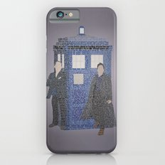 The Ninth Doctor, Doctor… iPhone 6 Slim Case