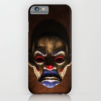 iPhone Cases featuring SINISTER by John Aslarona