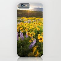 Oregon Wildflowers iPhone 6 Slim Case