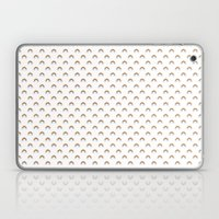 Pixel Rainbow Pattern Laptop & iPad Skin