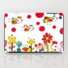 Flower Garden iPad Case