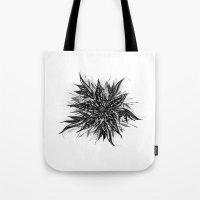 GR1N-FL0W3R (Grin Flower… Tote Bag