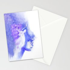 The Boy Who Lived Stationery Cards