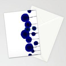 datadoodle landscape Stationery Cards