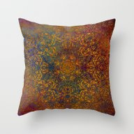 Magic 5 Throw Pillow