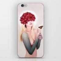 Milkweed iPhone & iPod Skin