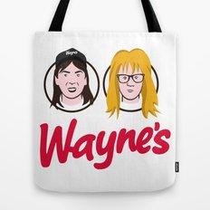 Wayne's Double Tote Bag