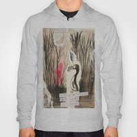 Little Red and Great Auk Hoody