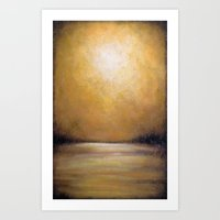 Land Of The Sun Art Print