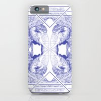 The Willow Pattern (Blue variation) iPhone 6 Slim Case