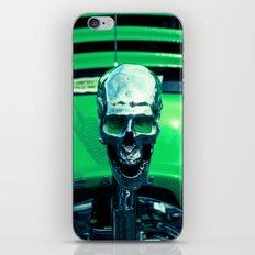 Death Racer iPhone & iPod Skin