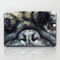 Pug-Nosed iPad Case