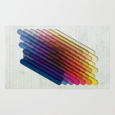 LollyStick Rainbow Rug