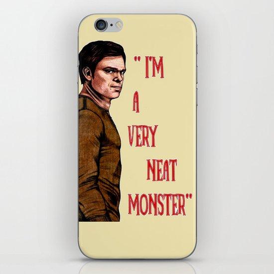 Dexter Morgan iPhone & iPod Skin