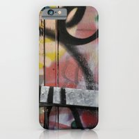 iPhone & iPod Case featuring Layers by AntWoman