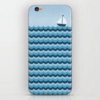 Ocean Waves iPhone & iPod Skin