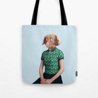Miss Moony Tote Bag
