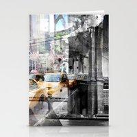 New York City   Geometri… Stationery Cards