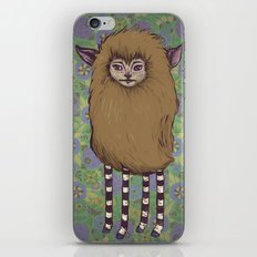 Fawn Girl iPhone & iPod Skin