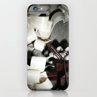 iPhone & iPod Case featuring Valentine by Françoise Reina